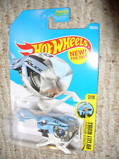 Hot Wheels New for 2017 HW CITY WORKS - Sky Fi -  (259/365) car 2/10