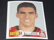 285 LUCIO BRASIL BAYER LEVERKUSEN PANINI FUSSBALL 2002-2003 BUNDESLIGA FOOTBALL