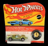 (MA2) 1969 Hot Wheels Redline Mantis w/ Collector's Button