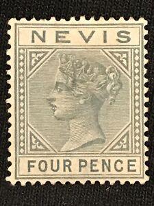 Nevis SC #27 Mint No Gum 1884