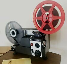 Sankyo Dualux 2000H Dual SUPER 8 8MM CINE PROJECTOR Fully serviced ready to go
