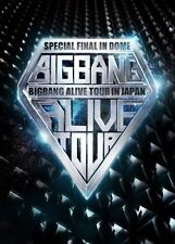 BIGBANG ALIVE TOUR 2012 IN JAPAN SPECIAL FINAL IN DOME TOKYO DOME Blu-ray LTD