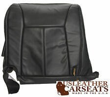 2000 2001 2002 Dodge Ram Driver . Bottom Synthetic Leather Seat Cover dark gray