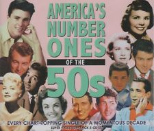 [BRAND NEW] 5CD: AMERICA'S NUMBER ONES OF THE 50s: VARIOUS ARTISTS