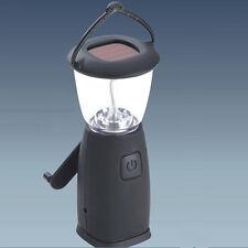 LED Laterne Solar Dynamo Campinglaterne Campingleuchte