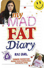 My Mad, Fat Teenage Diary, By Earl, Rae,in Used but Good condition