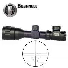 Bushnell 2-6x32 retícula iluminada de rojo/verde corto rifle HD Vidrio Nuevo Reino Unido