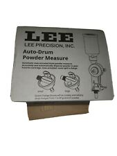 Lee's Reloading #90811 Auto-Drum Automatic Case Actuated Powder Measure