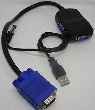 Startech ConvergeAV ST122LE USB Powered VGA Splitter
