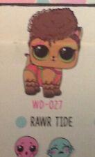 Lol Surprise, Winter Disco, Fluffy Pets, Rawr Tide, Globe Not Included