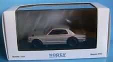 NISSAN SKYLINE GT-R KPGC10 1970 NOREV 1/43 SILVER ASIA