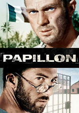PAPILLON. dvd.