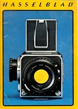 Catalog Hasselblad Accesories & Lenses & Cameras Analog 58 Pages