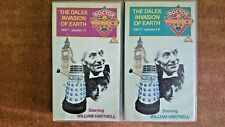Doctor Who - The Dalek Invasion Of Earth - Parts 1 and 2 (VHS/H, 1990)