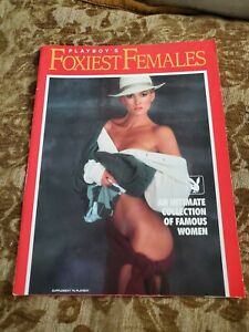 Playboy's Foxiest Females1991 Edition
