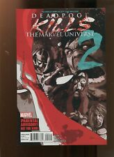DEADPOOL KILLS THE MARVEL UNIVERSE #2 (9.2) FIRST PRINT! 2012