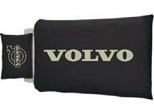 Parole Volvo Camion Truck Nero Copertura Singola Trapunta & Federa Design Bianco