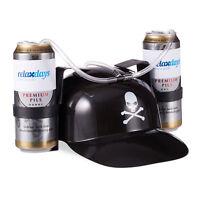 Flaschenholster Trinkgürtel Bier Holster mit Gurt Bierhalter Getränkegürtel