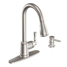 Moen Kitchen Faucets For Sale Ebay