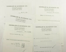 1929 Lamson Goodnow Demmler Schenck Co Pittsburgh PA Kitchen Ephemera P1236K