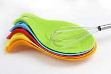Kitchen Tools Put A Spoon Mat Insulation Placemat Silicone Mat Heat Resistant