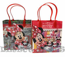24 pc Disney Minnie Mouse Party Favors Gift Toy Bags Birthday Candy Mickey Treat