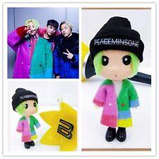 BIGBANG G-dragon FXXK IT Doll GD Figure Model Toy Collection Handmade KPOP
