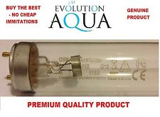 Evolution Aqua Osram 55w T8 Replacement UV Ultra Violet Pond Bulb Green Water