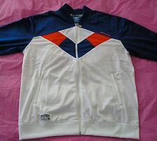RARE~Adidas Originals RELIANCE Track sweat Top superstar Jacket firebird Mens XL