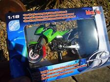 Bnib Ktm Duke 11 1/18th Maisto Diecast motorcycle model 640 2 duke2 supermotard