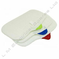 Home-tek Light 'n' Easy HT859 HT839N HT838 Steam Mop Floor Cleaning Cloth Pad x3
