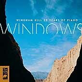 Windows: Windham Hill 25 Years of Piano - Various Artists -CD-NEW