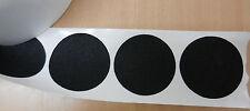 10 78mm feutre noir base autocollante pour welsh slate coasters.