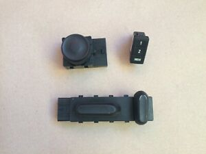 OPEL VAUXHALL INSIGNIA 2009 Left Front Seat Switches LHD