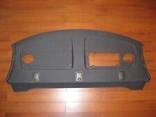 09-16 AUDI A4 S4 Rear Speaker Deck Cover Panel BLACK 8K5863411AC