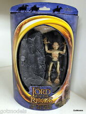 Toy Biz Lord of the Rings Super Pose able Gollum action figure ROTK