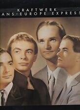 KRAFTWERK trans-europe-express IRELAND 1977 EX+ (LP2727)