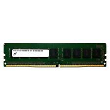MICRON MTA9ASF51272AZ-2G1 4GB 1Rx8 17000 PC4-2133-E ECC UNBUFFERED MEMORY RAM