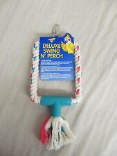 Aspen Pet Products Booda Deluxe Swing N' Perch Small Bird Perch