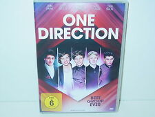 """*****DVD-ONE DIRECTION""""BEST GROUP EVER""""-2013 Intergroove*****"""