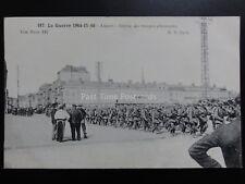 WW1 France: AMIENS La Guerre 1914-16 Entree des Troupes allemandes GERMAN TROOPS