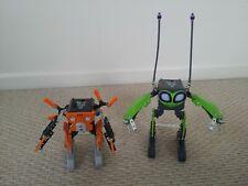 set of 2 meccano robots, excellent conditions