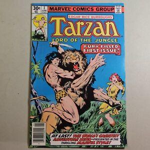 Tarzan #1 NM (Jun 1977, Marvel)