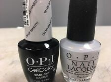 OPI GELCOLOR+ MATCHING GEL POLISH OH MY MAJESTY!
