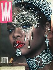 W Magazine  2016 Rihanna 1 SPECIAL COLLECTORS EDITION ISSUE NEW