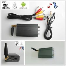 Car WiFi A/V Mirror Converter Adapter of Smart Phone iOS and Android 4.2-5.0