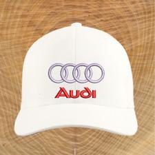 Casquette Audi Casquette brodée avec le logo Audi