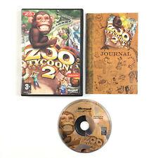 Zoo Tycoon 2 Jeu Sur PC