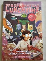 Space battle lunchtime volume one : lights , camera,  snacktion! Trade paperback