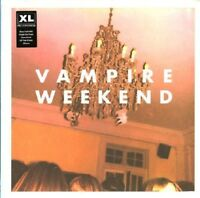 VAMPIRE WEEKEND - VAMPIRE WEEKEND  VINYL LP NEW+